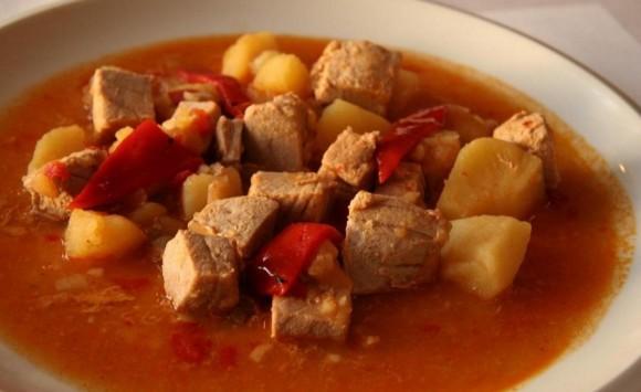 """Cocina de España. País Vasco: """"Marmitako"""""""