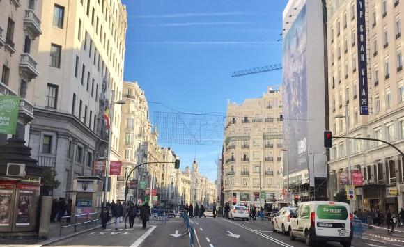 Madrid y su agenda navideña