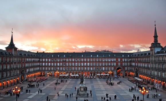 Celebramos el cuarto centenario de La Plaza Mayor