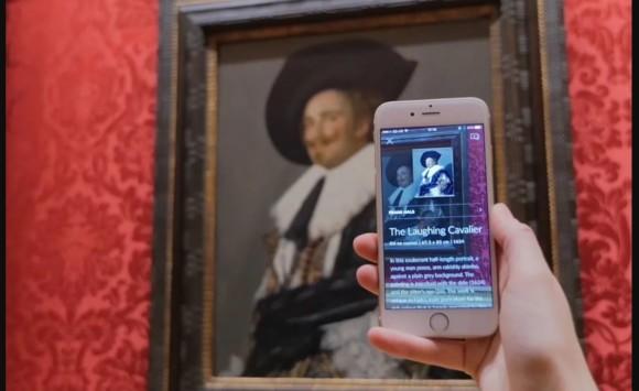 Smartify el 'Shazam del arte'