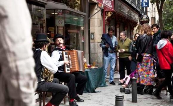 Lo mejor del Barrio de Las Letras en un mercado: el mercado de las ranas