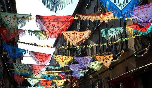 En agosto disfruta de las fiestas populares de Madrid
