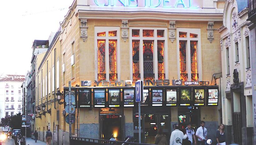 ¡Estamos de estreno! Cines Ideal reabre sus puertas
