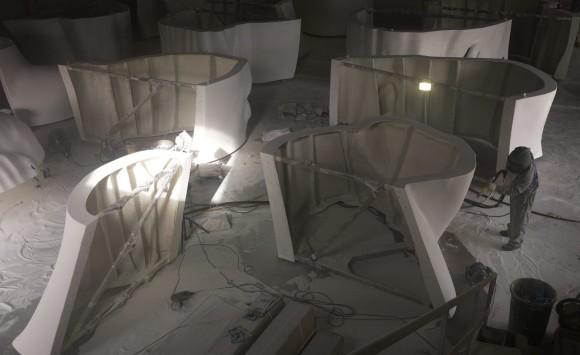 Una gran escultura de Jaume Plensa se exhibirá en la plaza de Colón durante un año