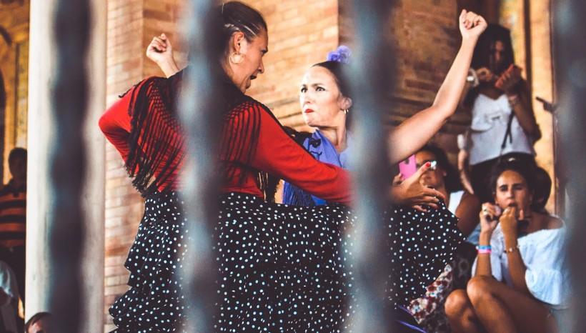 Máster class y show de flamenco