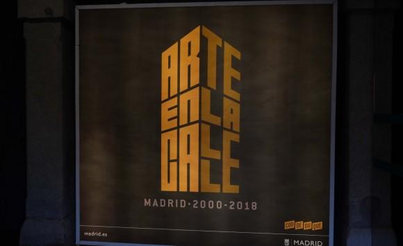 Una exposición en Conde Duque pone en valor el arte efímero en la historia reciente de la ciudad