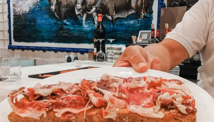 La gastronomía de La Taurina